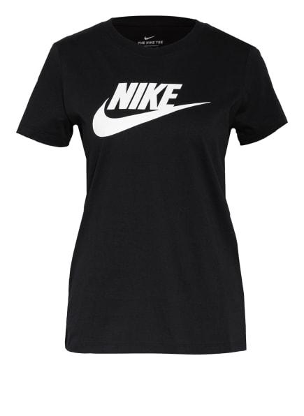 Nike T-Shirt ESSENTIAL ICON FUTURA, Farbe: SCHWARZ (Bild 1)