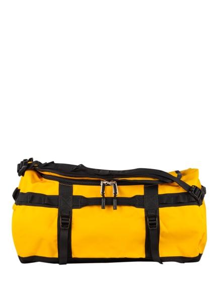 THE NORTH FACE Sporttasche BASE CAMP S , Farbe: DUNKELGELB (Bild 1)