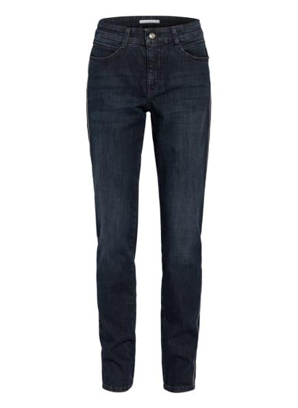 MAC Jeans ANGELA mit Galonstreifen , Farbe: D833 dark blue authentic (Bild 1)