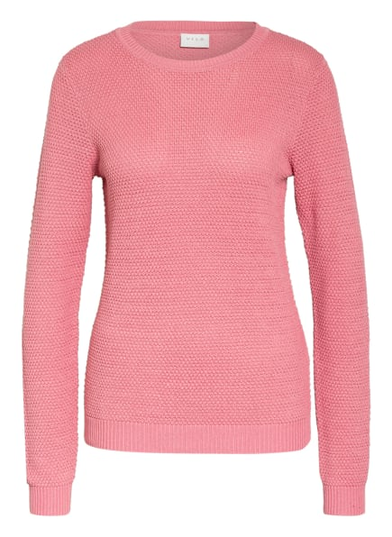 VILA Pullover , Farbe: ROSÉ (Bild 1)