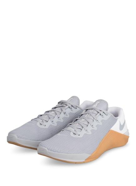 Nike Trainingsschuhe METCON 5, Farbe: HELLGRAU (Bild 1)