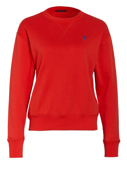 POLO RALPH LAUREN Sweatshirt , Farbe: ROT (Bild 1)