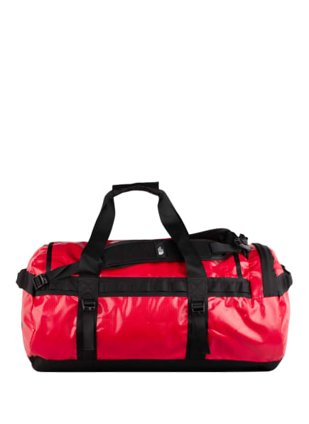 THE NORTH FACE Reisetasche BASE CAMP M, Farbe: ROT/ GRAU (Bild 1)