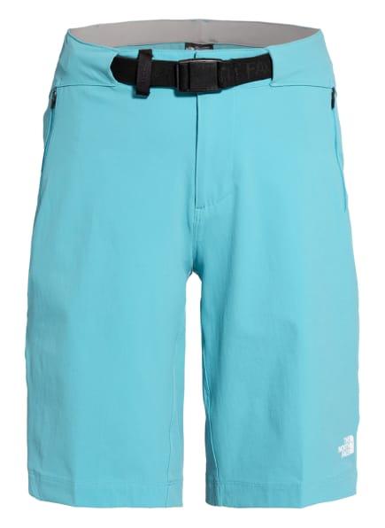 THE NORTH FACE Outdoor-Shorts SPEEDLIGHT, Farbe: TÜRKIS (Bild 1)