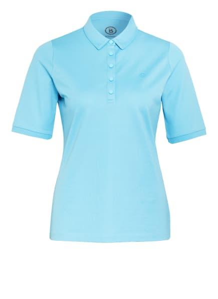 BOGNER Piqué-Poloshirt TAMMY, Farbe: HELLBLAU (Bild 1)