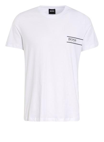 BOSS Lounge-Shirt, Farbe: WEISS/ SCHWARZ (Bild 1)