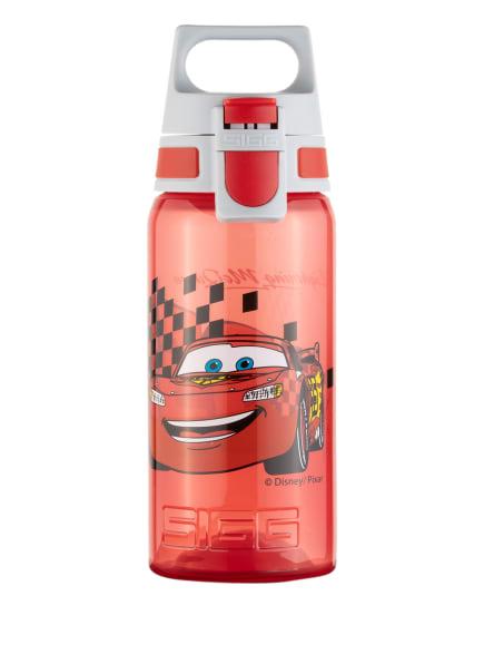 SIGG Trinkflasche, Farbe: ROT/ HELLGRAU (Bild 1)