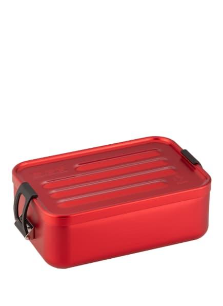 SIGG Lunchbox PLUS S, Farbe: DUNKELROT (Bild 1)