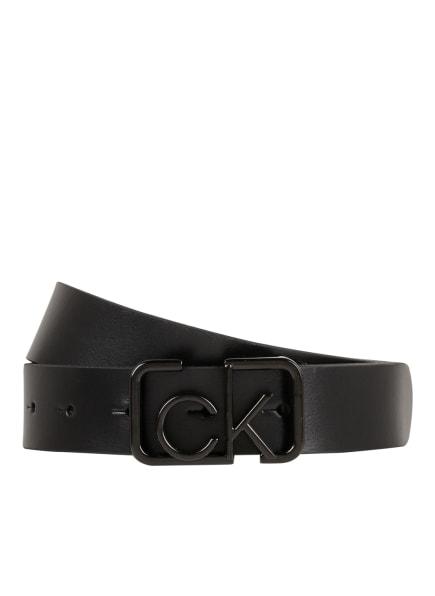 Calvin Klein Ledergürtel , Farbe: SCHWARZ (Bild 1)