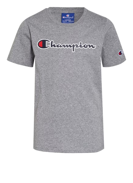 Champion T-Shirt, Farbe: GRAU (Bild 1)