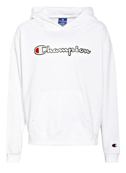 Champion Hoodie , Farbe: WEISS (Bild 1)
