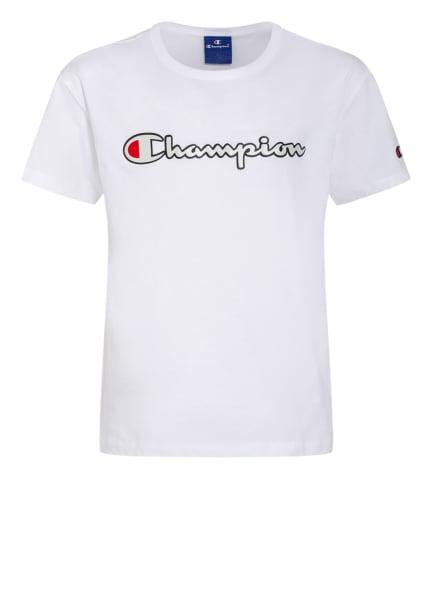 Champion T-Shirt, Farbe: WEISS (Bild 1)