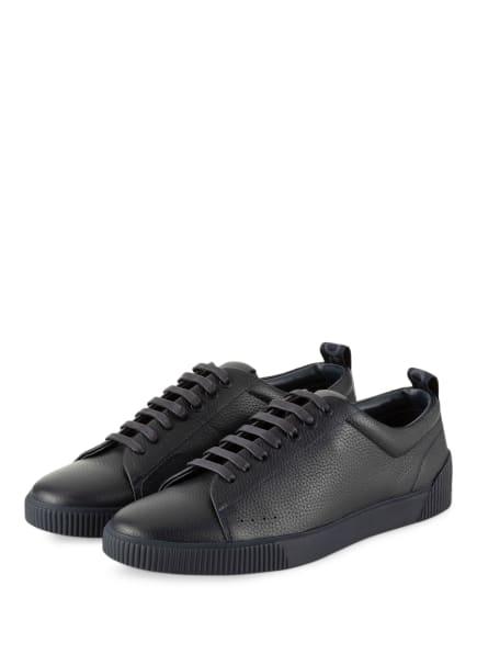 HUGO Sneaker ZERO TENN, Farbe: DUNKELBLAU (Bild 1)