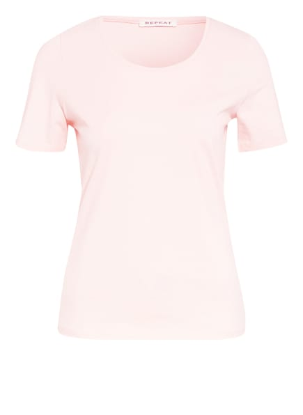 REPEAT T-Shirt, Farbe: HELLROSA (Bild 1)