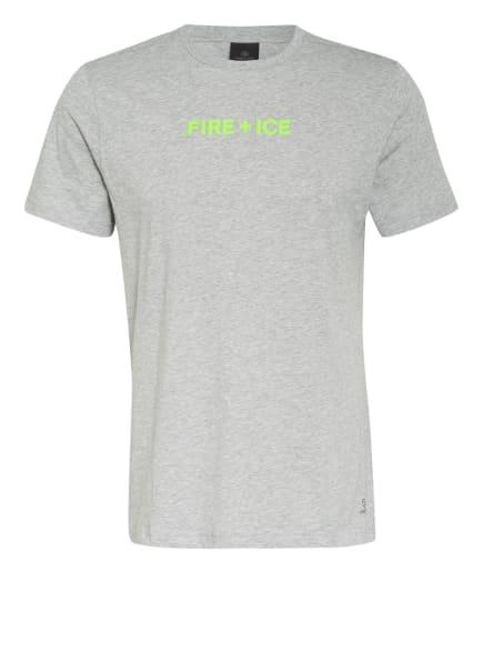 FIRE+ICE T-Shirt MATTEO, Farbe: HELLGRAU (Bild 1)