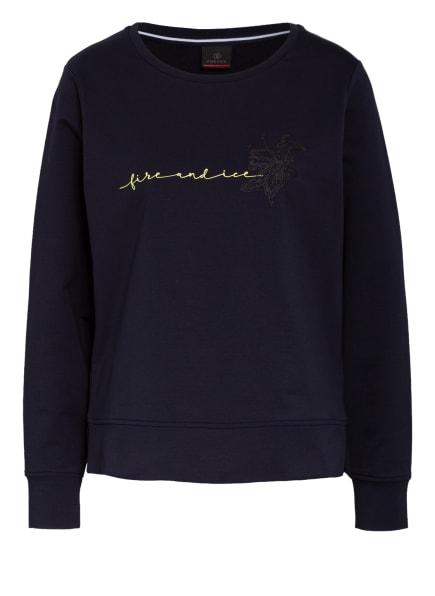 FIRE+ICE Sweatshirt RONDA, Farbe: DUNKELBLAU (Bild 1)