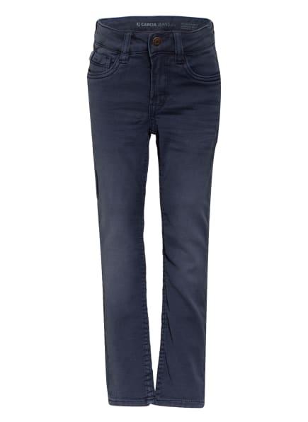 GARCIA Jeans XEVI Super Slim Fit, Farbe: DUNKELBLAU (Bild 1)