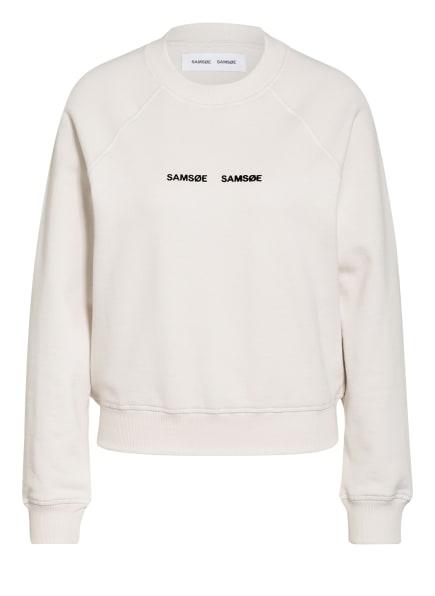 SAMSØE  SAMSØE Sweatshirt BARLETTA , Farbe: 10544 EGGNOG (Bild 1)