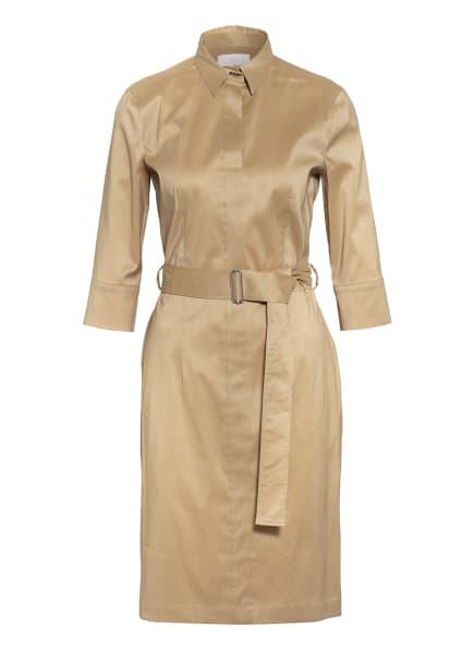 BOSS Kleid DALIRI mit 3/4-Arm, Farbe: BEIGE (Bild 1)