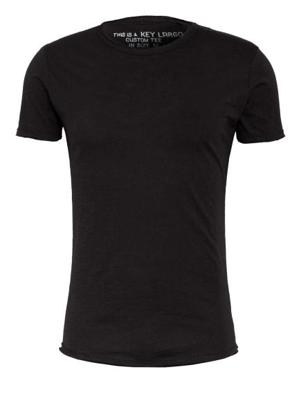 KEY LARGO T-Shirt, Farbe: DUNKELGRAU (Bild 1)