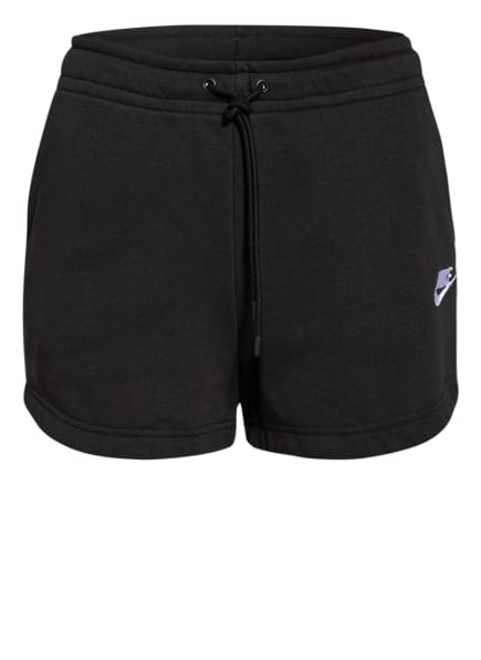 Nike Sweatshorts SPORTSWEAR ESSENTIAL, Farbe: SCHWARZ (Bild 1)