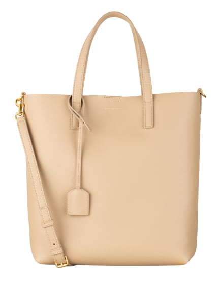 SAINT LAURENT Shopper TOY, Farbe: 2721 DARK BEIGE (Bild 1)