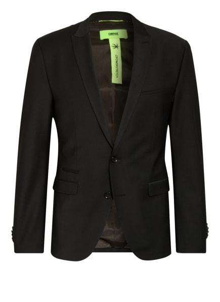 CINQUE Anzugsakko CICASTELLO Super Slim Fit, Farbe: SCHWARZ (Bild 1)