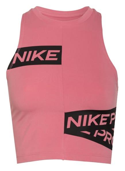 Nike Cropped-Top PRO, Farbe: ALTROSA (Bild 1)