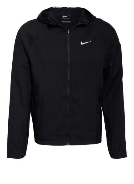 Nike Laufjacke ESSENTIAL, Farbe: SCHWARZ (Bild 1)