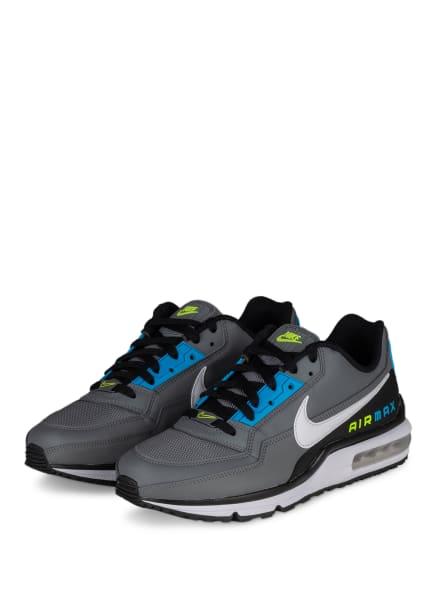 Nike Sneaker AIR MAX LTD 3, Farbe: GRAU/ SCHWARZ/ WEISS (Bild 1)