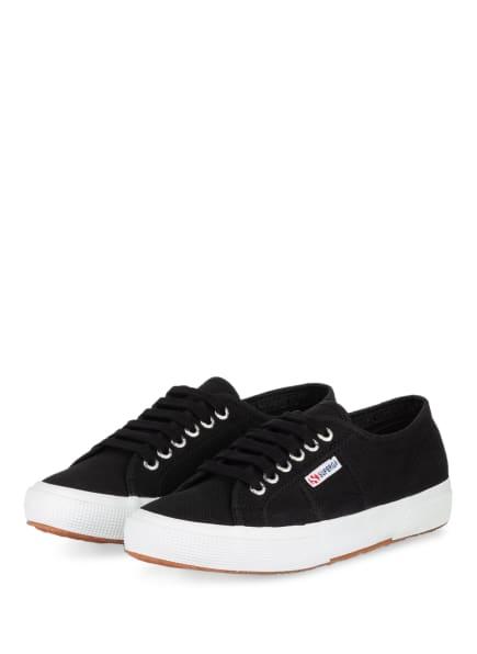 SUPERGA Sneaker 2750 COTU CLASSIC, Farbe: SCHWARZ (Bild 1)