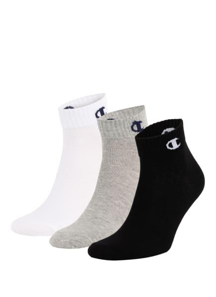 Champion 6er-Pack Socken, Farbe: 3032 8WU MIX (Bild 1)