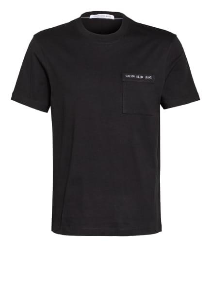 Calvin Klein Jeans T-Shirt , Farbe: SCHWARZ (Bild 1)