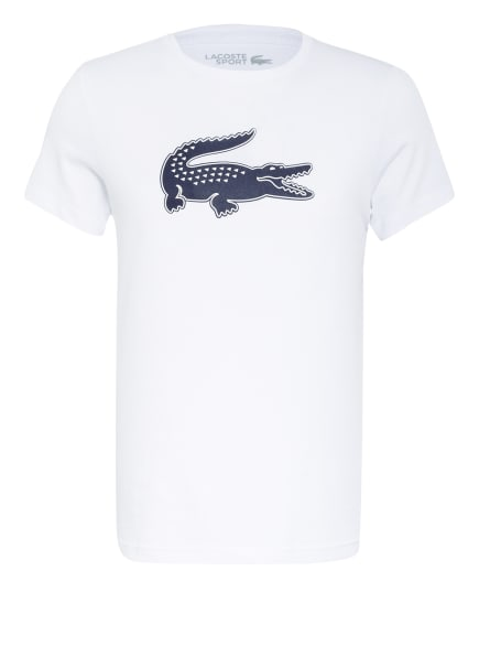 LACOSTE T-Shirt , Farbe: WEISS (Bild 1)