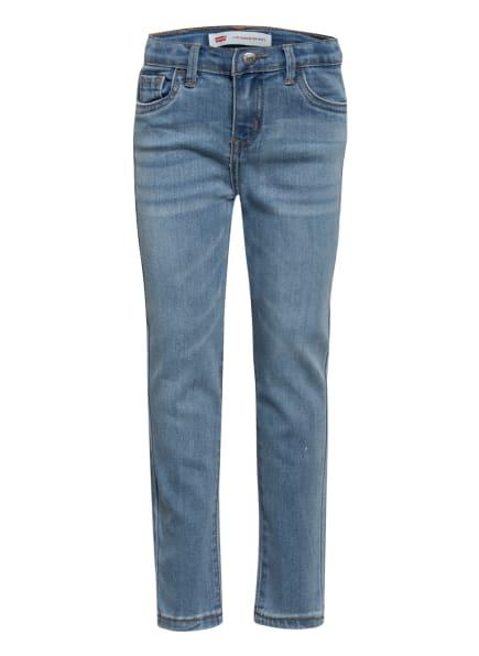 Levi's® Jeans 710 Super Skinny, Farbe: HELLBLAU (Bild 1)