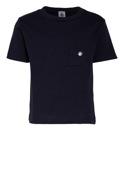 PETIT BATEAU T-Shirt, Farbe: DUNKELBLAU (Bild 1)