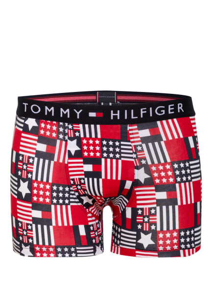 TOMMY HILFIGER Boxershorts, Farbe: DUNKELBLAU/ WEISS/ ROT (Bild 1)