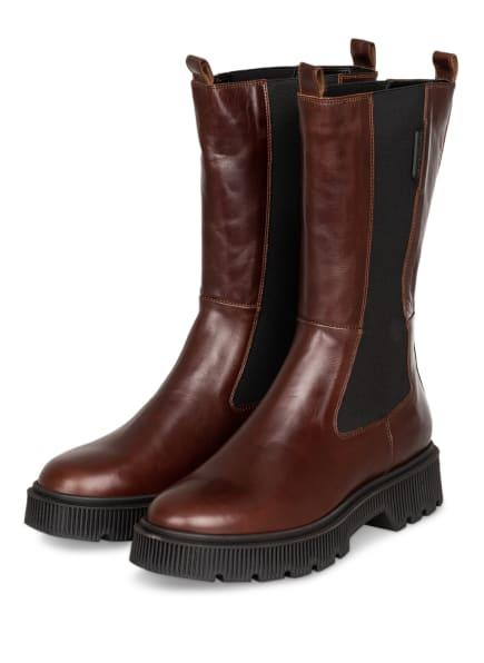 KURT GEIGER Chelesa-Boots, Farbe: BRAUN/ SCHWARZ (Bild 1)