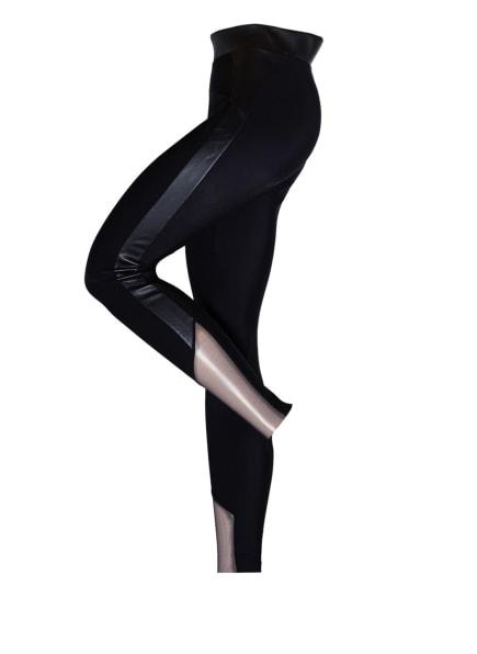 Wolford Leggings BILLIE in Lederoptik , Farbe: 7005 BLACK (Bild 1)
