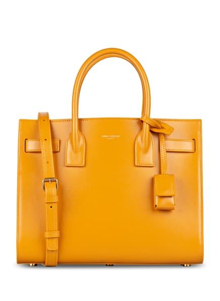 SAINT LAURENT Handtasche SAC DE JOUR, Farbe: DUNKELGELB (Bild 1)