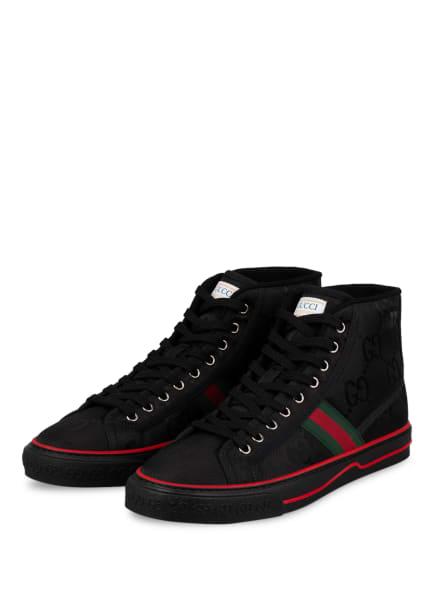 GUCCI Hightop-Sneaker OFF THE GRID , Farbe: 1074 BLACK (Bild 1)