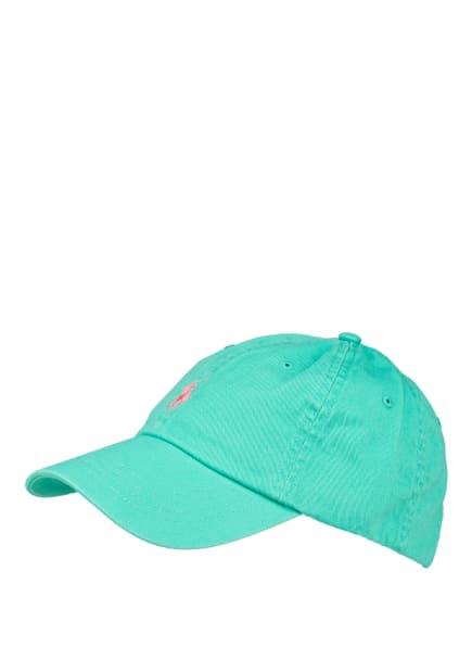 POLO RALPH LAUREN Cap , Farbe: GRÜN (Bild 1)