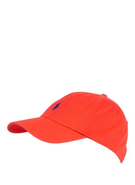 POLO RALPH LAUREN Cap , Farbe: ROT (Bild 1)