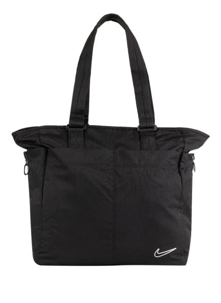 Nike Sporttasche ONE LUXE mit Pouch, Farbe: SCHWARZ (Bild 1)