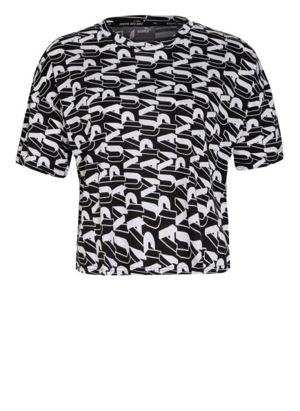 PUMA T-Shirt MODERN SPORTS, Farbe: SCHWARZ/ WEISS (Bild 1)