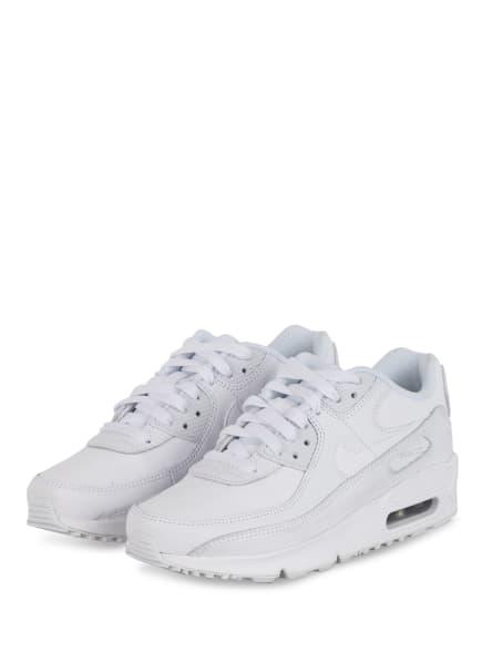 Nike Sneaker AIR MAX 90 LTR, Farbe: WEISS (Bild 1)