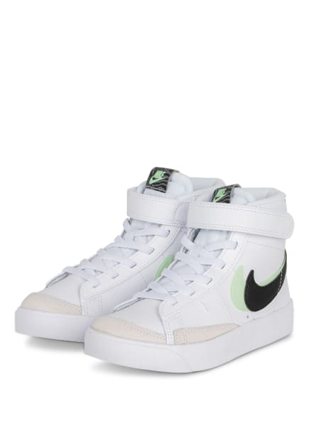 Nike Hightop-Sneaker Blazer Mid '77, Farbe: WEISS (Bild 1)