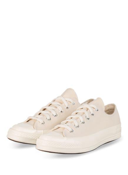 CONVERSE Sneaker CHUCK 70 OX, Farbe: ECRU (Bild 1)