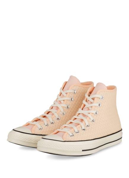 CONVERSE Hightop-Sneaker CHUCK 70, Farbe: NUDE/ HELLROSA (Bild 1)