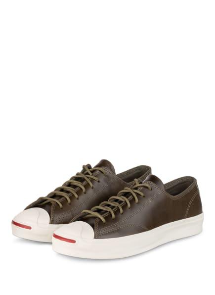 CONVERSE Sneaker JACK PURCELL OX, Farbe: KHAKI (Bild 1)